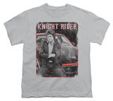 Youth: Knight Rider - Knight And Kitt T-shirts