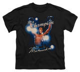 Youth: Muhammad Ali - Be A Champion T-Shirt