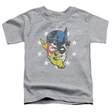 Toddler: Justice League - Face Off Shirts