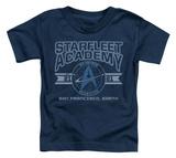 Toddler: Star Trek - Starfleet Academy Earth Shirts