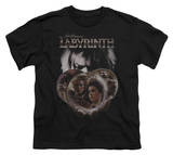Youth: Labyrinth - Globes T-shirts