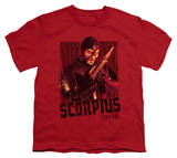 Youth: Farscape - Scorpius T-shirts