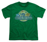 Youth: Land Before Time - Retro Logo Shirts