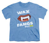 Youth: Dubble Bubble - Wax Fangs T-shirts