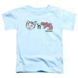 Toddler: Puss N Boots - Rebus Logo T-shirts