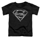 Toddler: Superman - Urban Camo Shield T-shirts