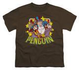 Youth: Batman - Penguin Stars T-shirts
