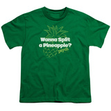 Youth: Psych - Pineapple Split T-shirts