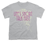 Youth: Gilmore Girls - Lifes Short T-Shirt