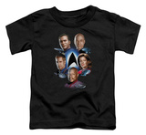 Toddler: Star Trek - Starfleet's Finest T-shirts
