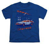Youth: Back to the Future - Ligtning Strikes T-shirts