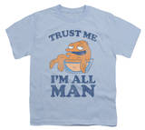 Youth: American Dad - All Man T-shirts