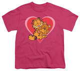 Youth: Garfield - Cute N'Cuddly T-shirts