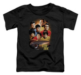 Toddler: Star Trek - Heart Of The Enterprise Shirts