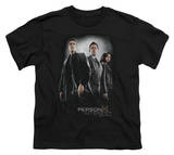 Youth: Person Of Interest - Cast T-shirts