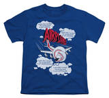 Youth: Airplane - Picked The Wrong Day T-shirts