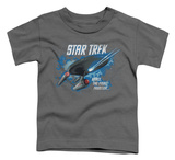 Toddler: Star Trek - The Final Frontier Shirt