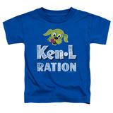 Toddler: Ken L Ration - Distressed Logo T-shirts