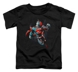 Toddler: Superman - Up In The Sky T-Shirt
