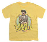 Youth: Pretty In Pink - Team Duckie T-shirts