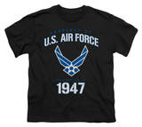 Youth: Air Force - Property Of Shirt