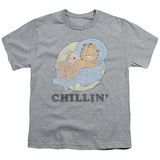 Youth: Garfield - Chillin Shirts