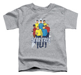 Toddler: Star Trek - Here Here Shirts