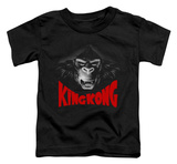 Toddler: King Kong - Kong Face T-shirts