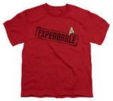 Youth: Star Trek - Expendable T-Shirt