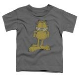 Toddler: Garfield - Big Ol' Cat Shirt