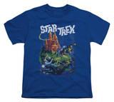 Youth: Star Trek - Vulcan Battle T-shirts
