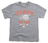 Youth: Airplane - Trans American T-shirts