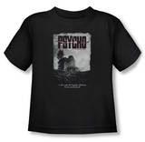 Toddler: Psycho - House Poster Shirts
