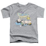 Toddler: Popeye - Baby Popeye & Friends T-shirts