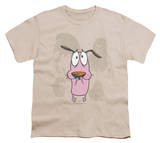 Youth: Courage The Cowardly Dog - Monsters Shirts