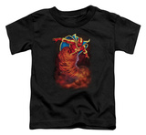 Toddler: Red Tornado - Tornado Cloud T-shirts