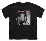 Youth: John Coltrane - Smoke Breaks T-shirts