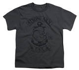 Youth: Popeye - Strong Arm MC T-shirts