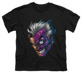 Youth: Batman - Just Face Shirt