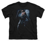 Youth: Dark Knight Rises - Out On The Town T-shirts