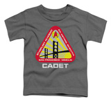 Toddler: Star Trek - Starfleet Cadet T-shirts