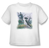 Toddler: Wildlife - Springer With Pheasant T-shirts