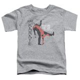 Toddler: Hai Karate - Name T-shirts