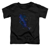 Toddler: Star Trek - Spock Constellations Shirt
