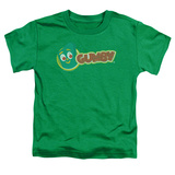 Toddler: Gumby - Logo Vêtement
