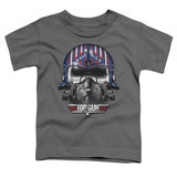 Toddler: Top Gun - Maverick Helmet Shirts