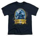 Youth: Polar Express - True Believer T-shirts
