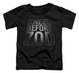 Toddler: Superman - Before Zod T-shirts