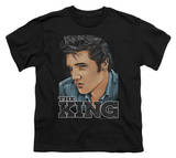 Youth: Elvis Presley - Graphic King Shirts
