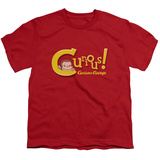 Youth: Curious George - Curious T-shirts